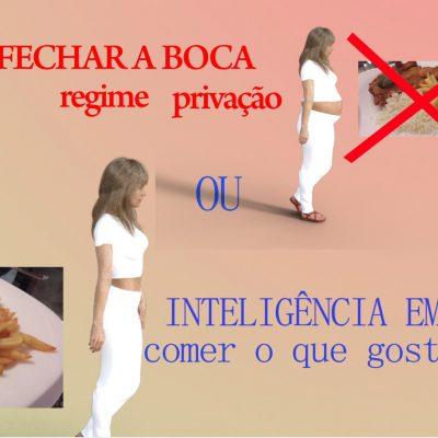 EMAGRECER COM FORÇA DE VONTADE OU COM INTELIGÊNCIA EMOCIONAL